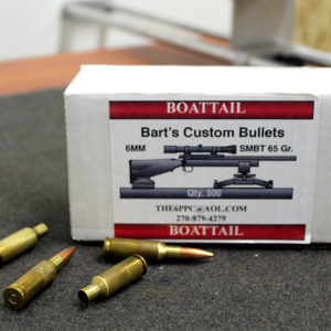Bart's Custom Bullets