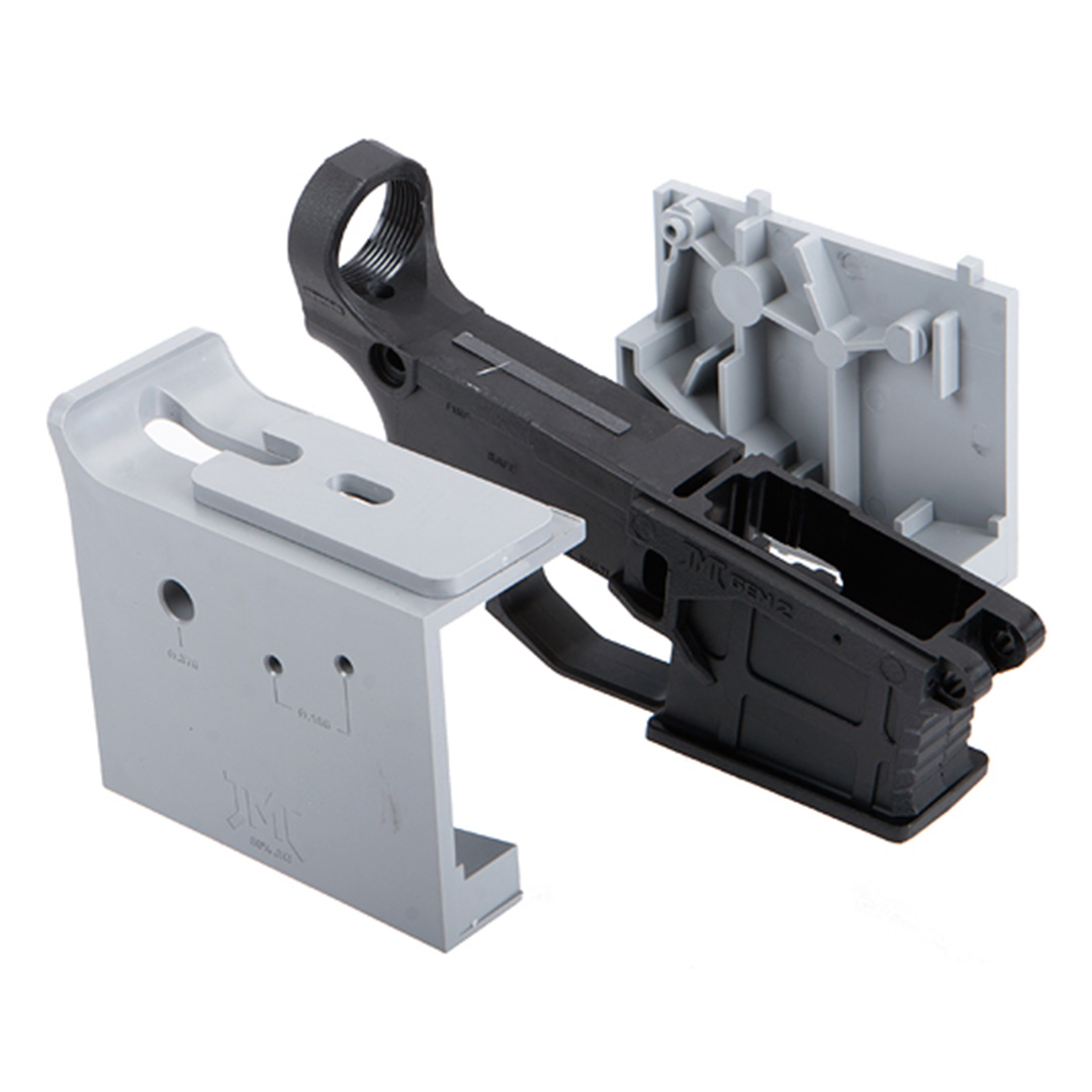 JMT 80 Lower Receivers with Jig
