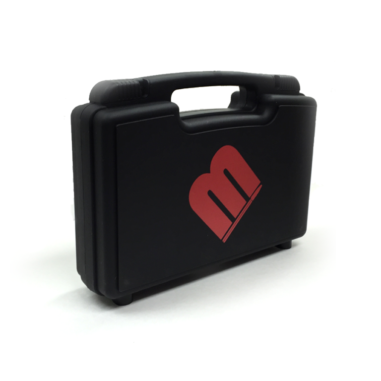 Carrying case for the MagnetoSpeed V3 Ballistic Chronograph Kit