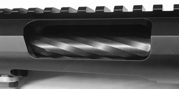 BAT Action TR Tactical Action Picatinny Rail Fluted Bolt