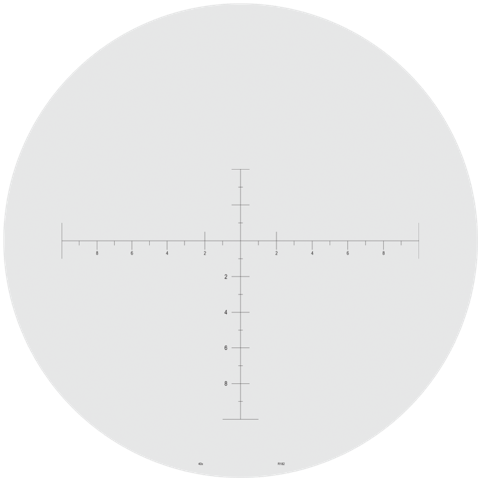 FCR-1 | Nightforce Reticle