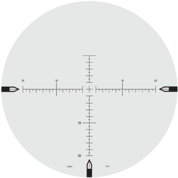 MOAR-T | Nightforce Reticle