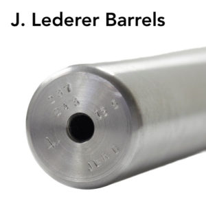 Barrel Brands at Bullet Central | Bartlein Barrels | Krieger
