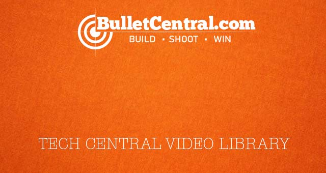 Bullet Central Tech Central Video Library
